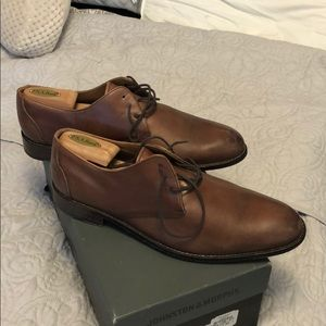 Men's Johnston and Murphy shoes